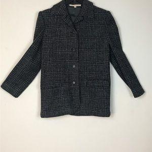 Perry Ellis- Gray Coat size 4